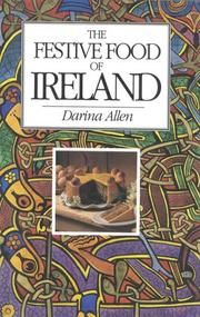 Cover of: The Festive Food of Ireland | Darina Allen