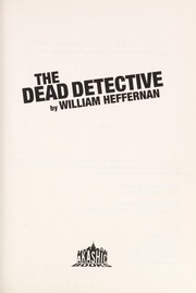 Cover of: The dead detective