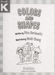 Cover of: Colors and Shapes