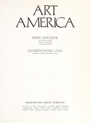 Cover of: Art America | Mary Ann Tighe