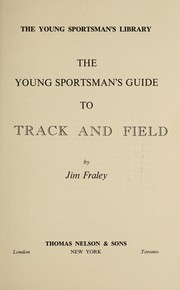 Cover of: The young sportsman