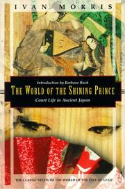 The world of the shining prince by Ivan I. Morris
