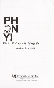 Cover of: Phony!