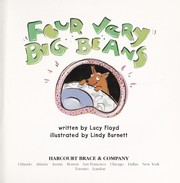 Cover of: Four Very Big Beans (Instant Readers) |
