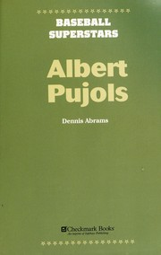 Cover of: Albert Pujols