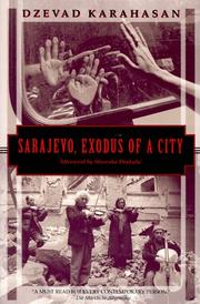 Cover of: Sarajevo, exodus of a city