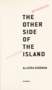 Cover of: The other side of the island