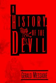 Cover of: A history of the devil