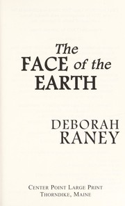 Cover of: The face of the Earth