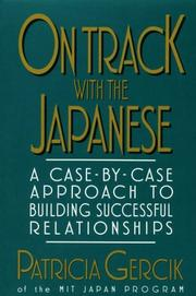 Cover of: On track with the Japanese