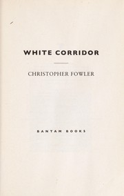 Cover of: White Corridor
