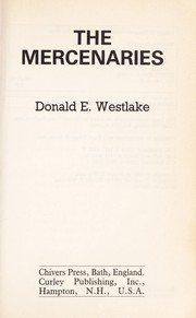 Cover of: The mercenaries
