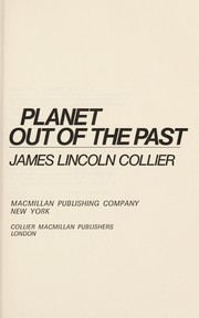 Cover of: Planet out of the past