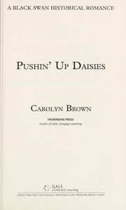 Cover of: Pushin' up daisies