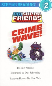 Cover of: Crime wave!