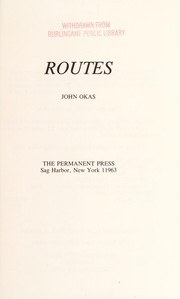 Cover of: Routes