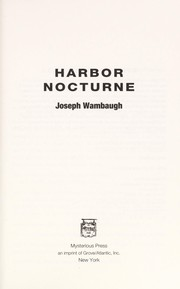 Cover of: Harbor nocturne