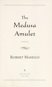 Cover of: The Medusa amulet