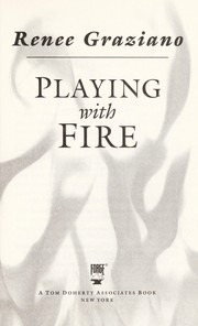 Cover of: Playing with fire | Renee Graziano