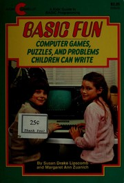 Cover of: BASIC fun | Susan Drake Lipscomb