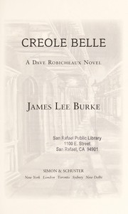 Cover of: Creole belle