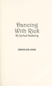 Cover of: Dancing with Rick | Christine Anne Linnane