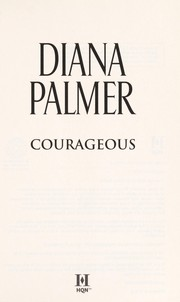 Cover of: Courageous | Diana Palmer