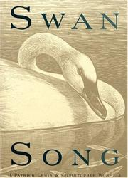 Cover of: Swan Song: Poems of Extinction (Aspca Henry Bergh Children's Book Awards (Awards)) (Aspca Henry Bergh Children's Book Awards (Awards))