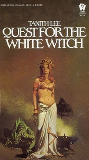 Cover of: Quest for the white witch