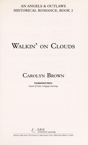 Cover of: Walkin' on clouds