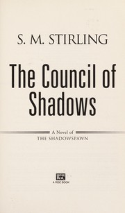Cover of: The council of shadows