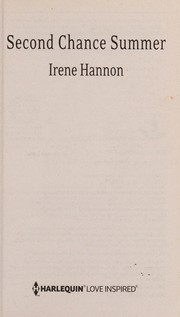 Cover of: Second chance summer | Irene Hannon