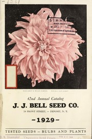 Cover of: 42nd annual catalog | J.J. Bell Seed Co