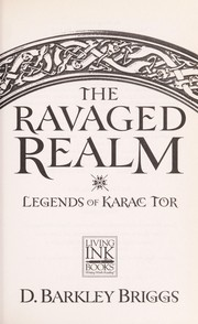 Cover of: The ravaged realm