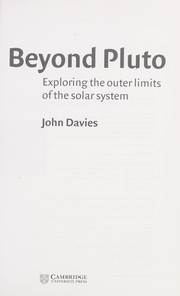 Cover of: Beyond Pluto