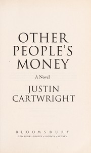 Cover of: Other people