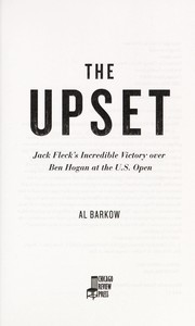 Cover of: The upset
