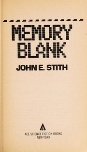 Cover of: Memory Blank