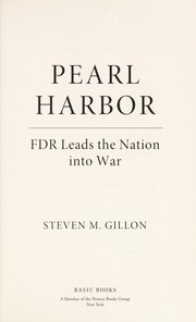Cover of: Pearl Harbor | Steven M. Gillon