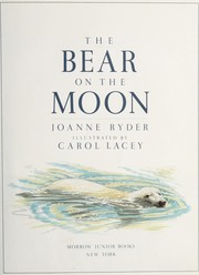 Cover of: The bear on the moon