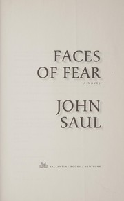 Cover of: Faces of fear: a novel