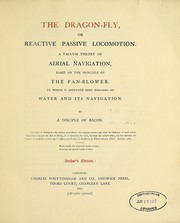 Cover of: The dragon-fly