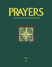 Cover of: Prayers for Sundays and Seasons