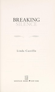 Cover of: Breaking silence