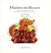 Cover of: Hairs on Bears |