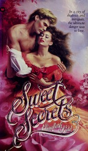 Cover of: Sweet Secrets | Elisabeth Kidd