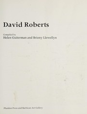 Cover of: David Roberts | Helen Guiterman