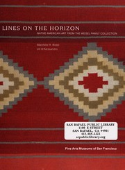Cover of: Lines on the horizon | Matthew H. Robb