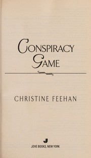 Cover of: Conspiracy Game