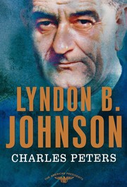Cover of: Lyndon B. Johnson